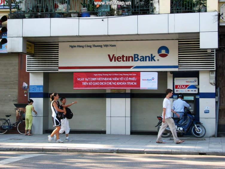 Công trình sửa chữa vẻ hè chi nhánh 7 của ngân hàng Công Thương Việt Nam