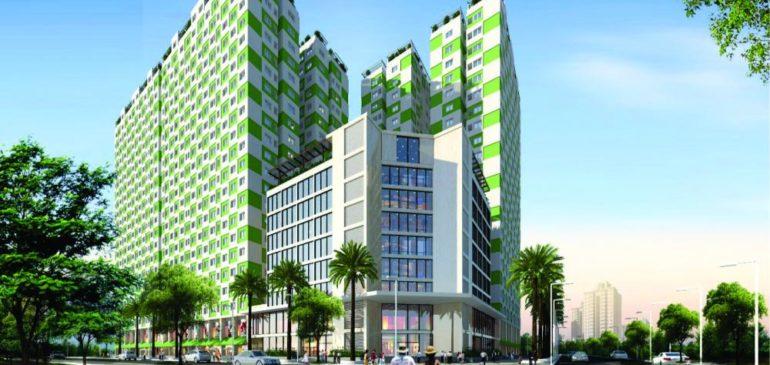 Dự án căn hộ Đạt Gia Residence Thủ Đức
