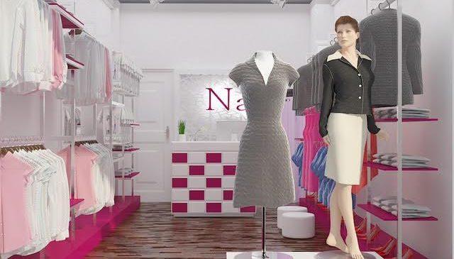 Dự án công trình xây dựng hoàn thiện Shop Na