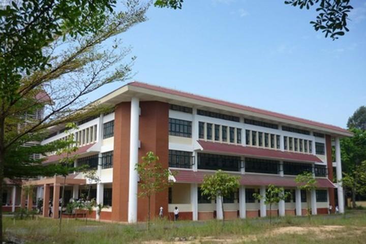 Thư viện trường Đại Học Nông Lâm