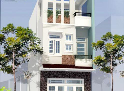 10 mẫu thiết kế nhà phố hiện đại, mới lạ nhất hiện nay